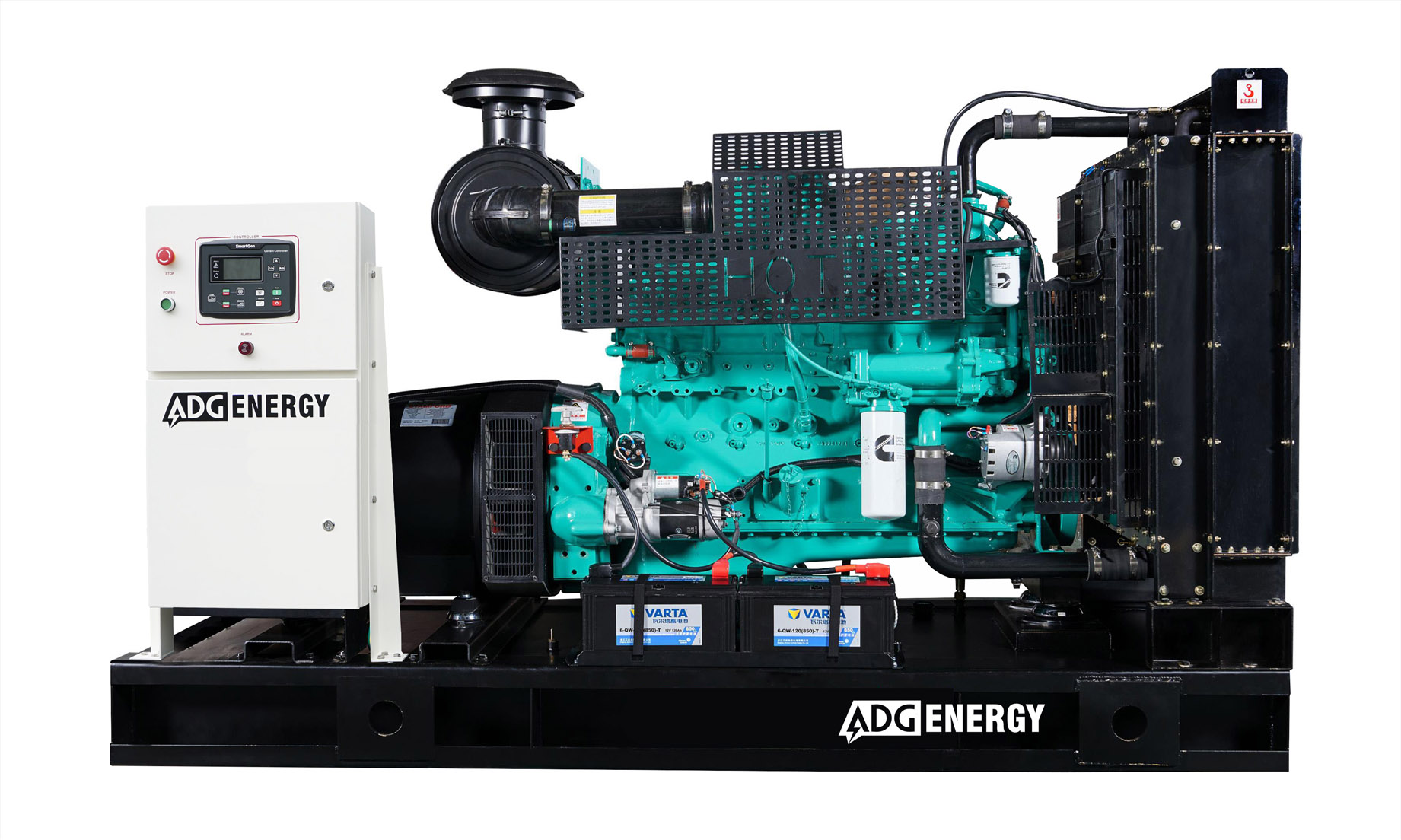 Дизель-генераторы 500 квт