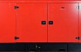 Дизельный генернатор (ДГУ, ДЭС) 100 кВт / 125 кВА FUBAG DS 137 DAC ES