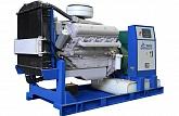 Дизельный генернатор (ДГУ, ДЭС) 100 кВт / 125 кВА ТСС АД-100С-Т400-1РМ2 Linz