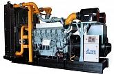 Дизельный генернатор (ДГУ, ДЭС) 1600 кВт / 2000 кВА ТСС АД-1600С-Т400-1РМ8