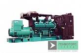 Дизельный генернатор (ДГУ, ДЭС) 1600 кВт / 2000 кВА Cummins C2250D5