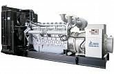 Дизельный генернатор (ДГУ, ДЭС) 800 кВт / 1000 кВА ТСС АД-800-Т400-1РМ18
