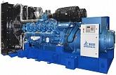 Дизельный генернатор (ДГУ, ДЭС) 800 кВт / 1000 кВА ТСС АД-800С-Т400-1РМ9