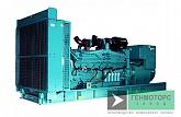 Дизельный генернатор (ДГУ, ДЭС) 800 кВт / 1000 кВА Cummins C1100D5