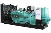 Дизельный генернатор (ДГУ, ДЭС) 1600 кВт / 2000 кВА ТСС АД-1600С-Т400-1РМ15
