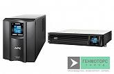 Источник бесперебойного питания (ИБП) 0.9 кВт APC Smart-UPS C 1500 ВА