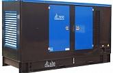 Дизельный генернатор (ДГУ, ДЭС) 150 кВт / 187,5 кВА ТСС АД-150С-Т400-1РКМ11 в шумозащитном кожухе