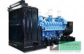 Дизельный генернатор (ДГУ, ДЭС) 807 кВт / 1010 кВА Pramac GSW1100M