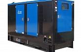 Дизельный генернатор (ДГУ, ДЭС) 100 кВт / 125 кВА ТСС АД-100С-Т400-1РКМ11 в шумозащитном кожухе